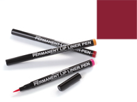 Stargazer Semi-Permanent Lip Liner Pen - #3 Dark Red
