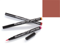 Stargazer Semi-Permanent Lip Liner Pen - #4 Pale Red