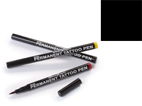 Stargazer Semi-Permanent Tattoo Pen - #1 Black