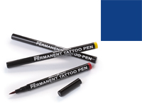 Stargazer Semi-Permanent Tattoo Pen - #10 Dark Blue
