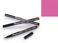Stargazer Semi-Permanent Tattoo Pen - #12 Pink