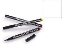 Stargazer Semi-Permanent Tattoo Pen - #13 White