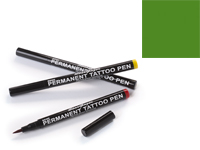Stargazer Semi-Permanent Tattoo Pen - #5 Light Green