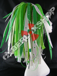 Toxica (Dreaded Green Version) Cyberlox