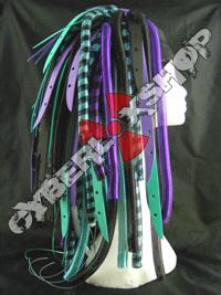 Undersea Mutant Cyberlox Wig