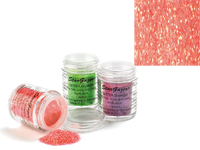 Stargazer UV Glitter Shaker - UV Orange