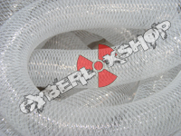 Tubular Crin - Large - White Metallic (5 yds)